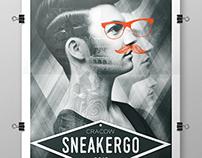 Poster | #SNEAKERGO