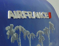 Airfrance, stand