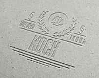 Graphic work - Koch ügyvédi iroda kisarculat