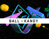 BALL x KANDY