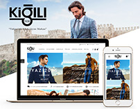 Kiğılı E-Commerce Website - 2015 [RND]
