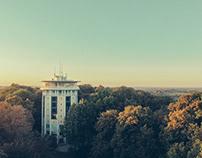 Drehturm Aachen Drone Video