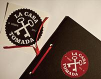 La Casa Tomada | Branding