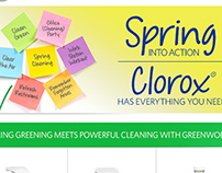 Spring Cleaning Email - S.P. Richards