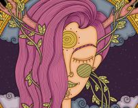 Mysterious Goddess X