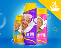 Shampoo Anticáncer |  AYUVI