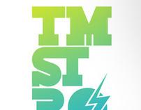 Typo Logo design -- font design