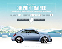 VW Beetle | Hitchhike with a Like - Social Game