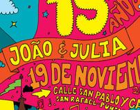 João & Julia birthday