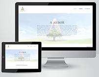 Site Interno Corporativo Arbor Brasil