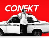CONEKT social app