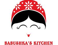 Babushka's Kitchen logo redesign