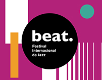 beat. Festival Internacionall de Jazz