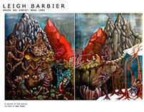 ARTIST: LEIGH BARBIER