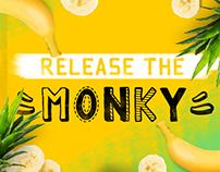 Monky - 7 Styles Font (Freebie)