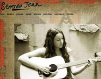 Serena Jean Music Website