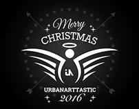 Urban artt christmas card