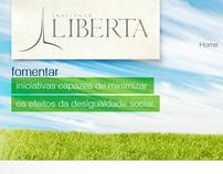 Site Instituto Liberta