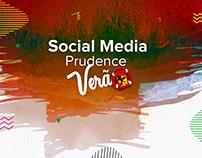 SOCIAL MEDIA PRUDENCE VERÃO