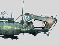 Riot Unit - ship