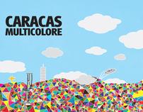 Caracas Multicolore
