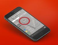 Ziraat App Homepage