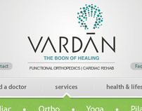 vardan.in :: prototype