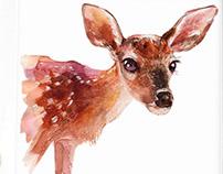 Watercolor Art Printable