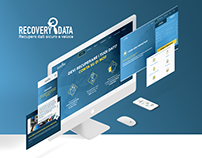 Recovery Data - Website Restyling
