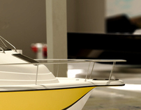 Project from my university, its an exhibition of yachts