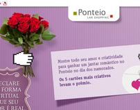 Hotsite Ponteio (Namorados)
