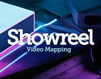 VideoMapping Showreel by Paweł Piotr Przybył