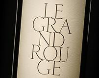 Château Revelette Wine Label