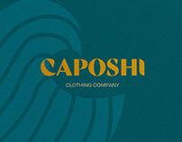 Caposhi Clothing Company - Branding