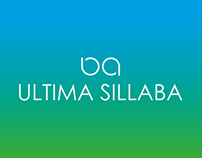Ultima Sillaba - Game App Concept Design