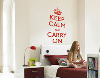 Keep Calm and Carry on £27.99