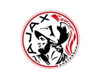 AJAX Amsterdam logo concept