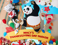 Macy's Thanksgiving Day Parade poster image