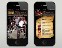 NFL Fan Club Web and Mobile