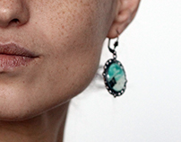 Earrings Blow