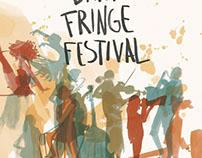 Bath Fringe Festival Poster