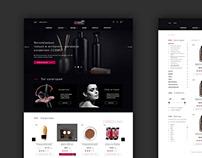 Design e commerce website