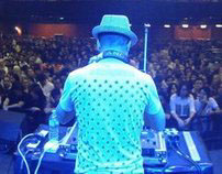 DJ BLing Live Vid Footage