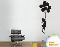 Banksy Balloon Girl £32.99