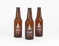 Cerveza Artesana Cap Blanc (Althaia & Haand)