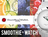 Smoothie Watch Branding