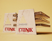 Etonik Headphones