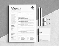 Resume Cv_Irina Pesterean