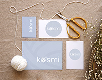 Logo Design for Kosmi
