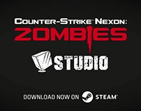 "Counter-Strike Nexon: Zombies ""STUDIO"" 2017"
